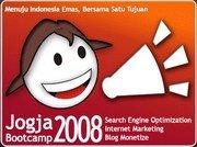 indonesia bootcamp 2008 Jogjakarta